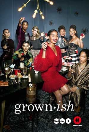 Grownish Scriptation Best TV Production App iPad iPhone