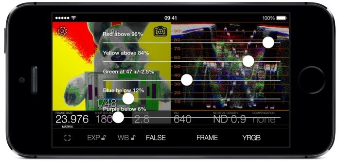 Best Film Production Software Cine Meter II