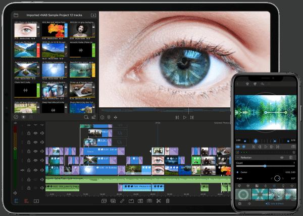 Best Film TV Video Production Software LumaFusion