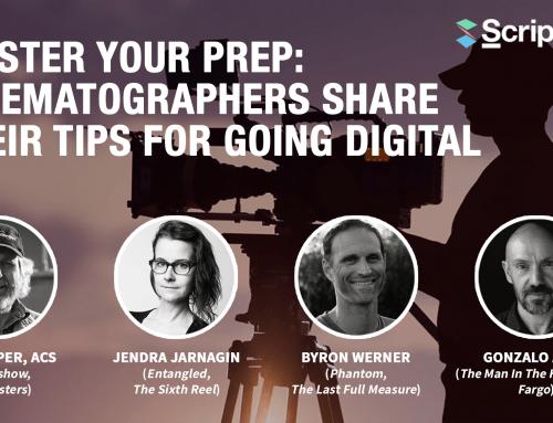 Webinar | Master Your Prep: Cinematographers Share Their Tips For Going Digital