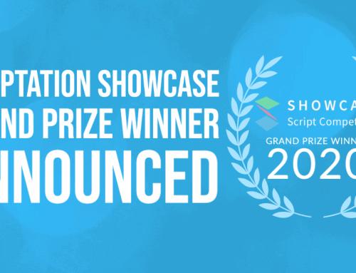 Scriptation Showcase Script Competition Announces 2020 Grand Prize Winner
