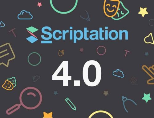Scriptation 4.0: Dark Mode, Multi-Layer Transfer, Bookmark Transfer, Recent Files, and More!