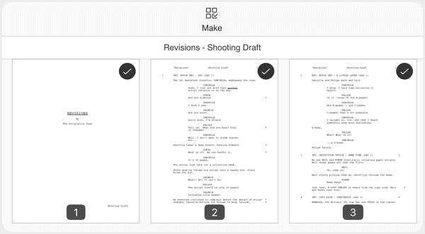 Scriptation-PDF-Paperless-Script-App-Film-TV_Simple-Selection