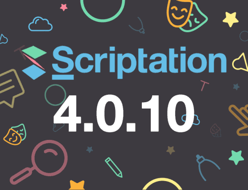 Scriptation 4.0.10: OpenDyslexic, Thumbnail Bar, Show More/Show Less, Highlighting on Sides, and More!